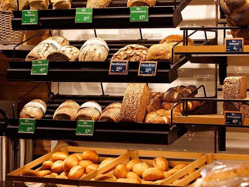 Bäckerei & Café bei EDEKA Meyer