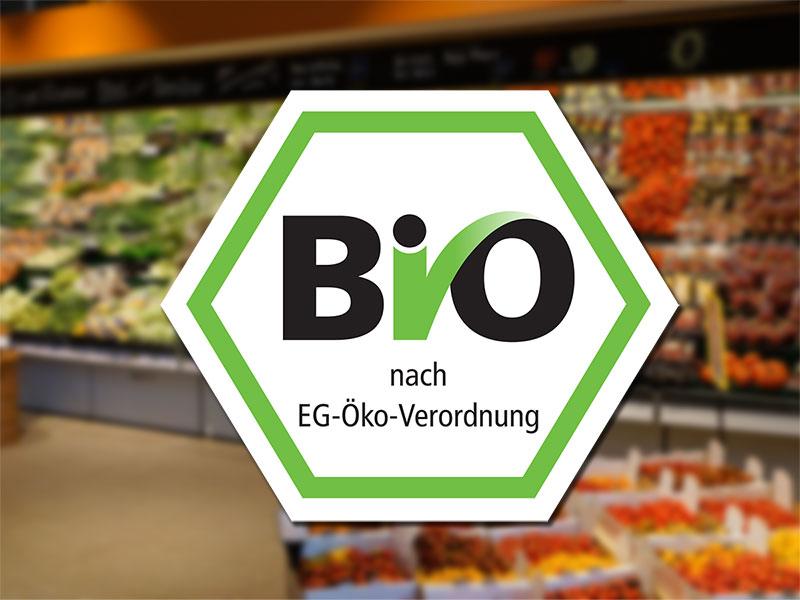 Bio-Produkte von EDEKA Meyer