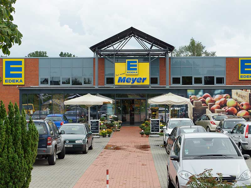 Frischemarkt Meyer in Wrist