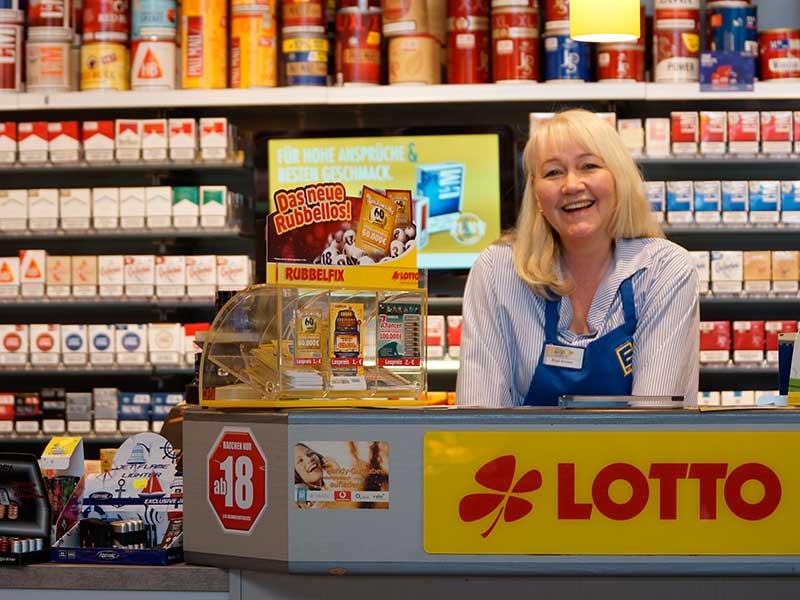 Lotto- und Totoannahmestelle